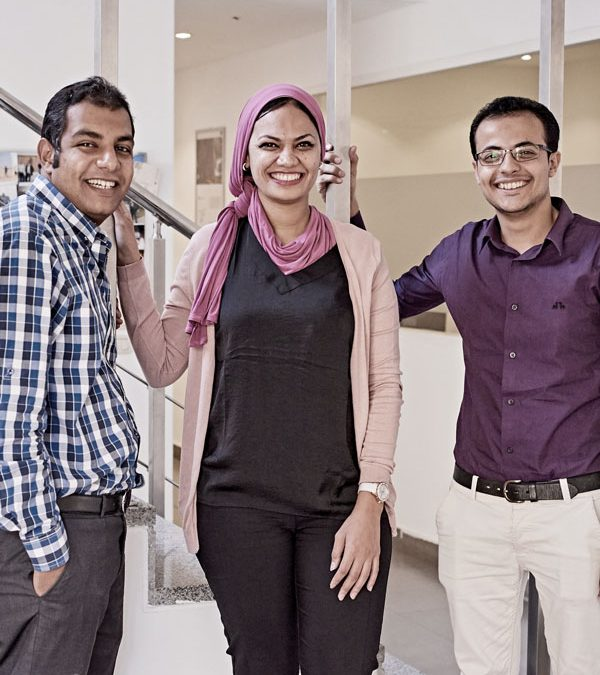 Each year 50.000 It-candidates graduate from Cairo's Universities
